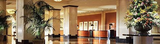名古屋マリオットアソシアホテル ホテルフロントレセプション